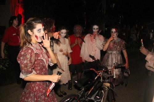Howl-O-Scream 2012 at Busch Gardens Tampa