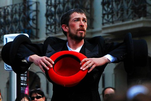 Teatro - Se me va la bola Circkus