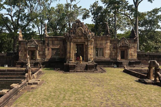 Khmer temple a tailàndia