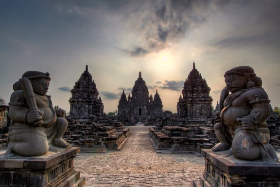 Sewu Temple, 2014 new year resolutions