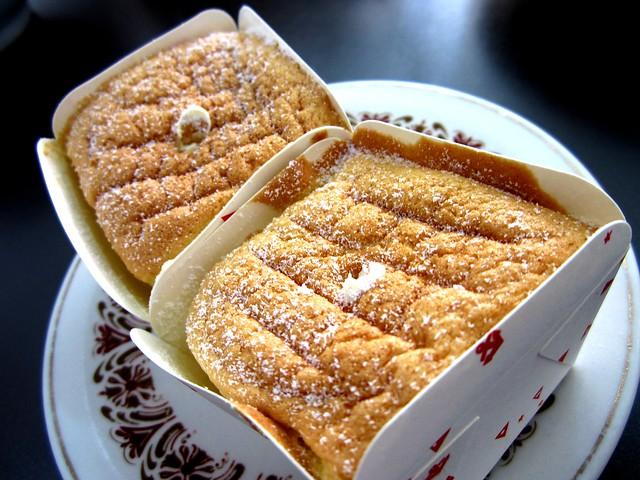 Hokkaido cup cakes 1