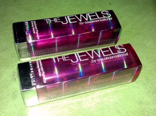 Maybelline The Jewels by Colorsensational lipstick