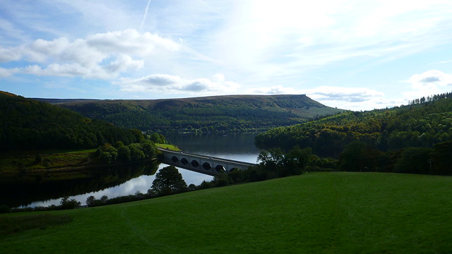 Yorkshire Bridge, Ladybower Reservoir