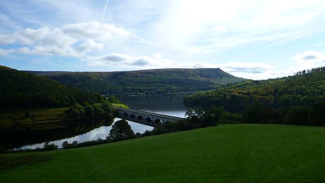 Yorkshire Bridge, Ladybower Reservoir