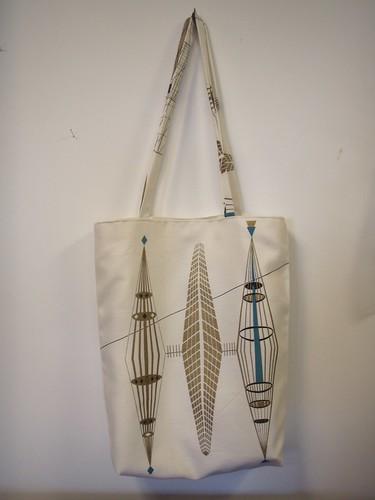 Made by C on my Bag Making workshop last week