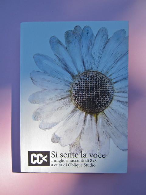 Si sente la voce. 8x8 / Oblique Studio. Carta Canta 2012. Copertina (part.), 1