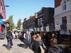 Venn Street Market, Clapham Common