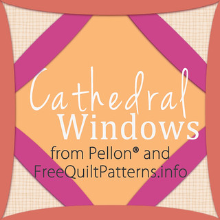 Cathedral Window Sampler QAL