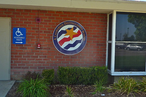 Distinguished School logo