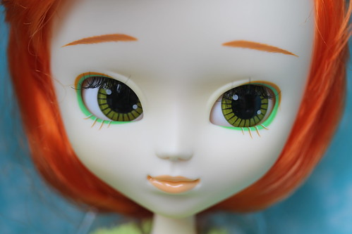 Pullip Froggy Face Up
