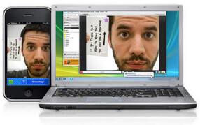 Smartphone as Laptop Webcam