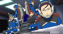 Gundam AGE 4 FX Episode 46 Space Fortress La Glamis Youtube Gundam PH (123)