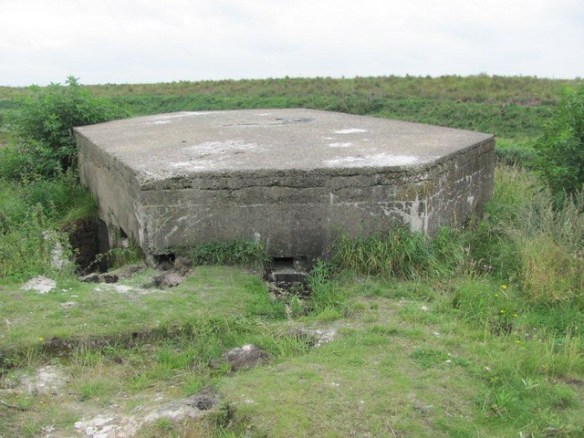 Norton Bottoms, Pillbox