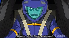 Gundam AGE 4 FX Episode 48 Flash of Despair Youtube Gundam PH (93)