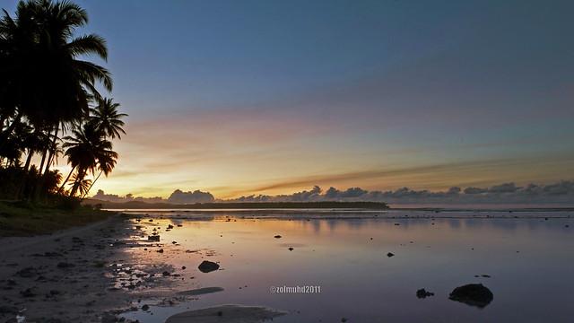 Sunrise at Sorake