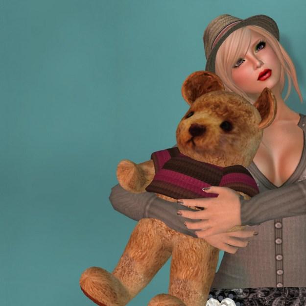 Raid Your Closet with Bear