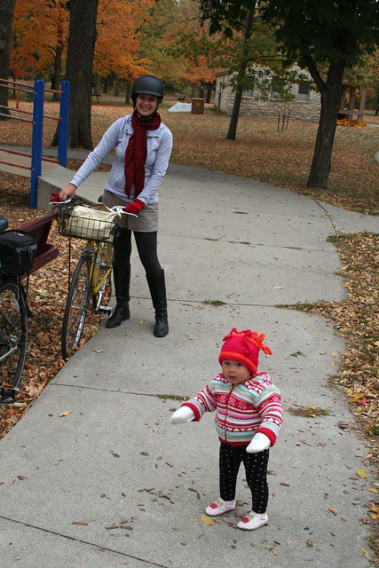 October Kidical Mass ride