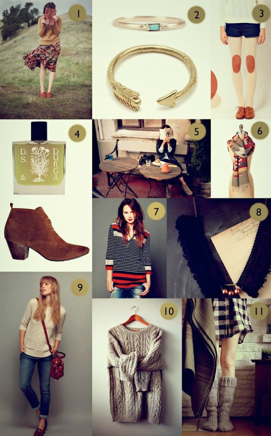 fall uniform - ladies