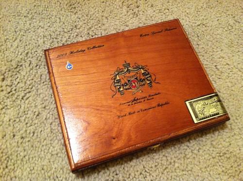 Cool cigar box