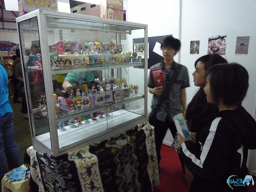 Admiring Nendoroid's cuteness? XD
