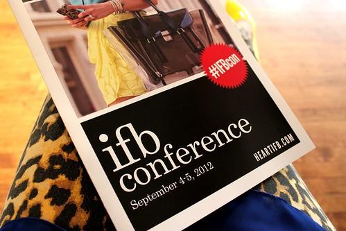 IFBCon September 2012