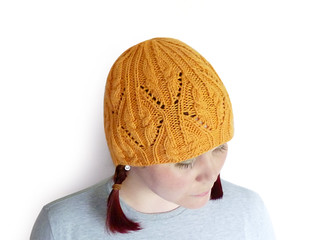 Twisted Flax Hat