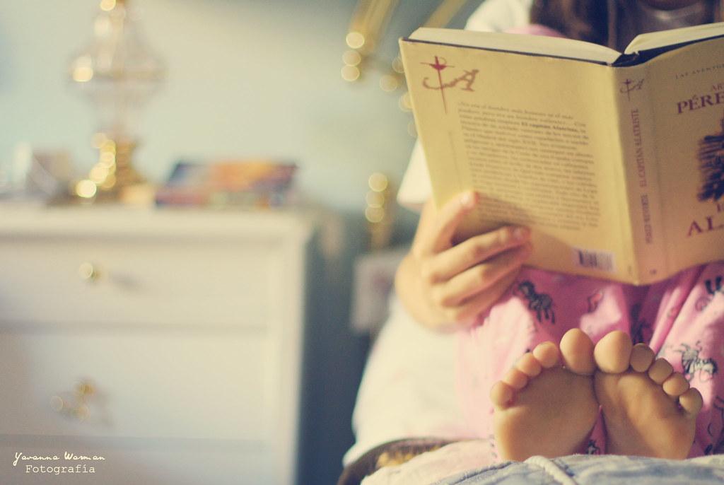 A leer un ratito