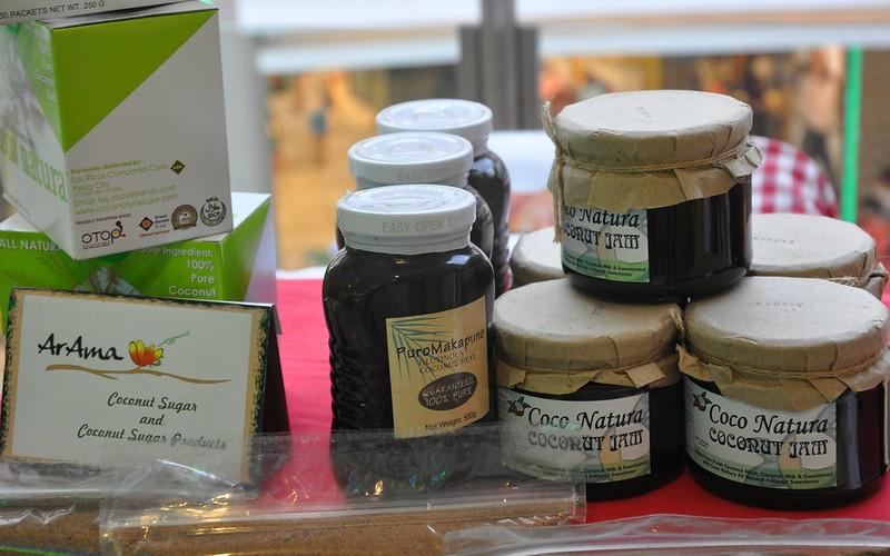 ArAma coconut sugar products