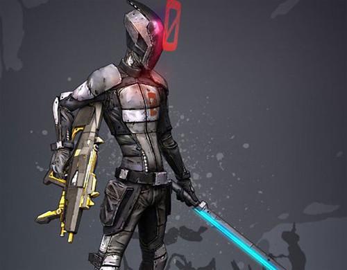 Borderlands 2 - Ninja