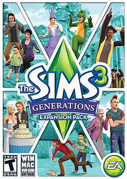 The_Sims_3_-_Generations_Coverart
