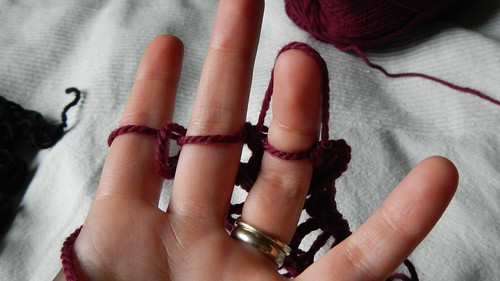 Finger Knit