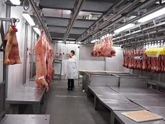 Wesker & Son (Wholesale Meats) Pop-up Human Butchery