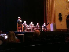 Panel One at the Atkins Symposium