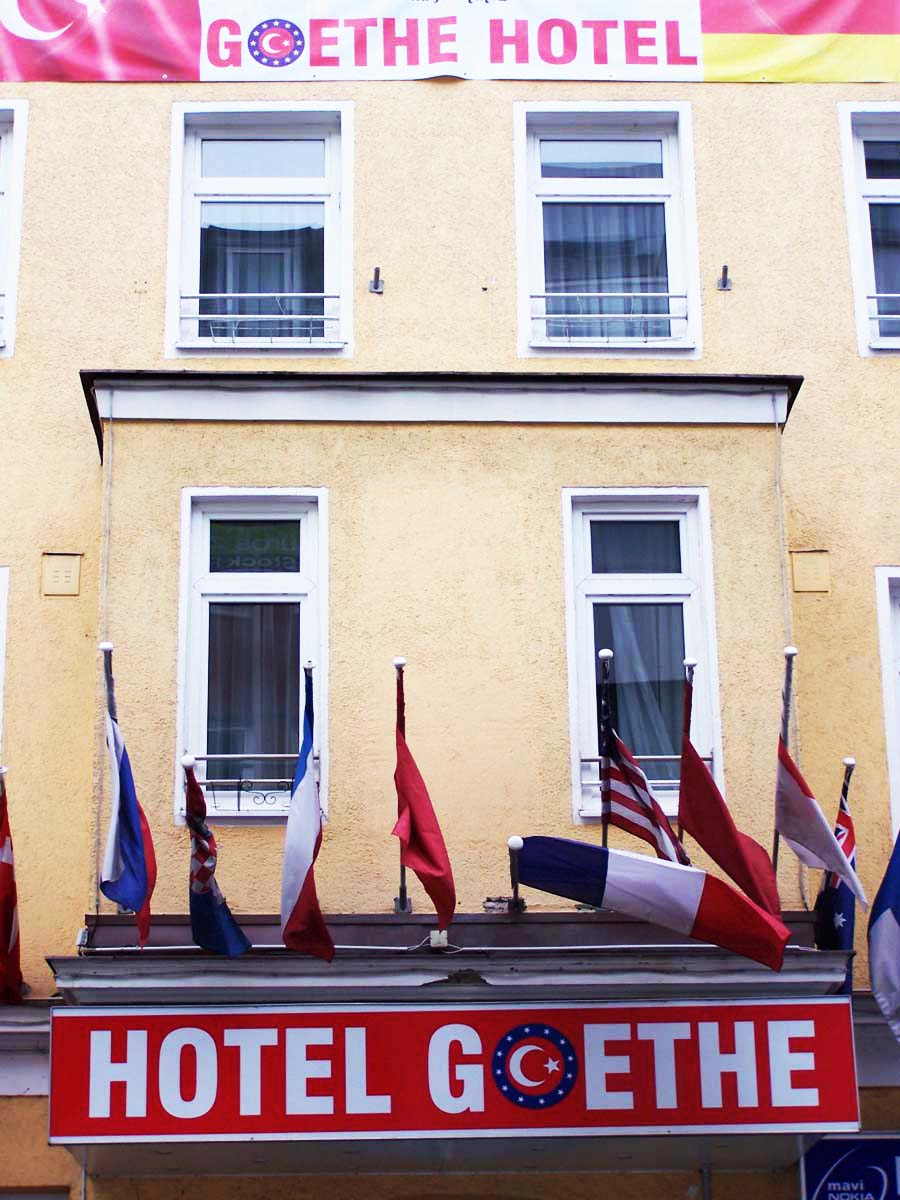 Hotel Goethe München