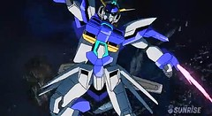 Gundam AGE 4 FX Episode 47 Blue Planet, Lives Ending Youtube Gundam PH (92)