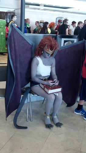 Cool Costume at Baltimore Comic-Con