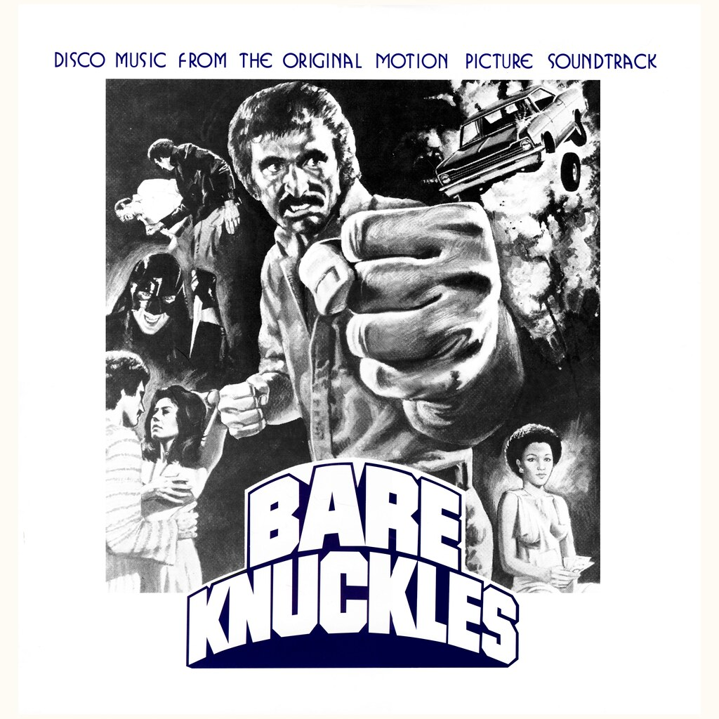 Vic Ceasar - Bare Knuckles