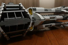 10227 B-wing Starfighter Review - 61