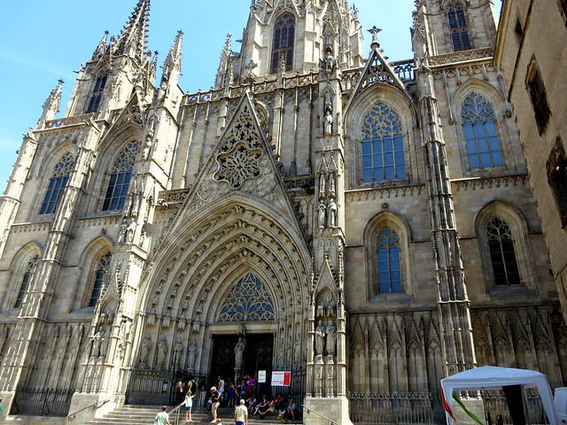 Catedral Basílica de Barcelona (Barcelona Cathedral)