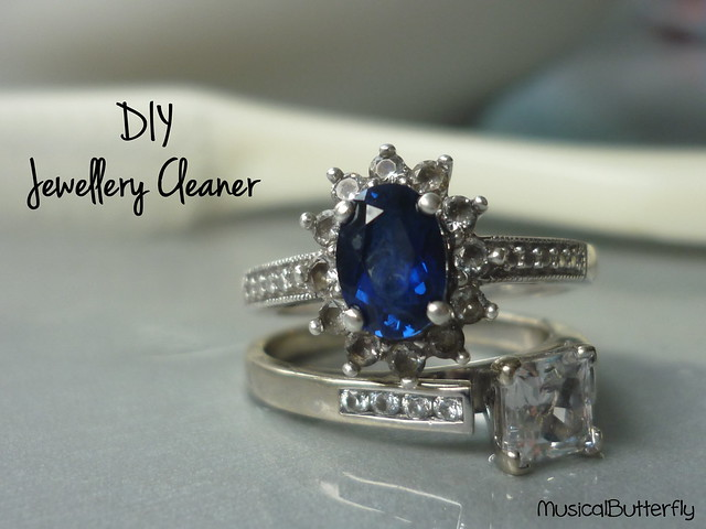 DIY Jewellery Cleaner