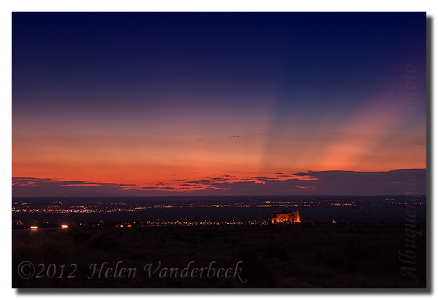 The Lights of Albuquerque