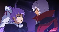 Gundam AGE 4 FX Episode 46 Space Fortress La Glamis Youtube Gundam PH (77)