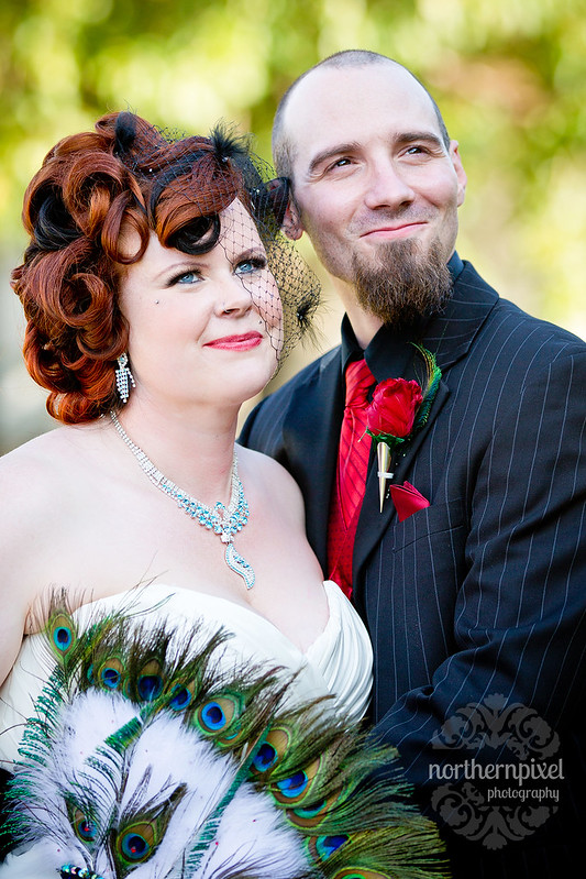Naomi & Matt - 1920's Themed Wedding