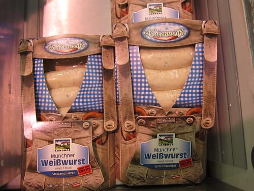Muenchener Weisswurst
