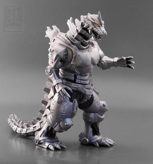 "Godzilla - Mechagodzilla 12"" Deluxe Action Figure"