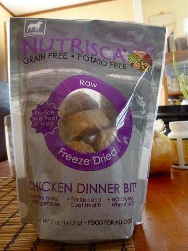 Nutrisca chicken dinner bites