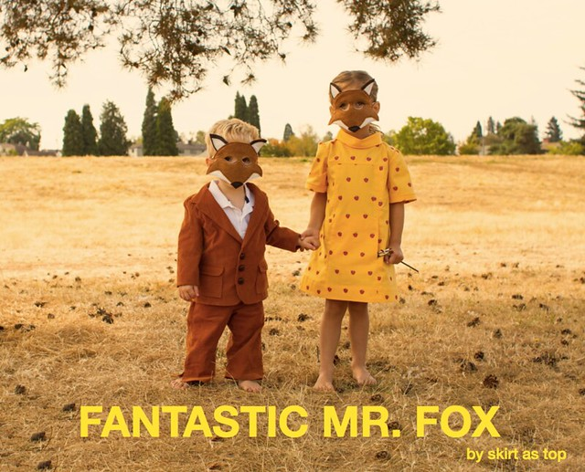 Film petit fantastic mr and mrs fox skirt as top film petit fantastic mr fox solutioingenieria Gallery