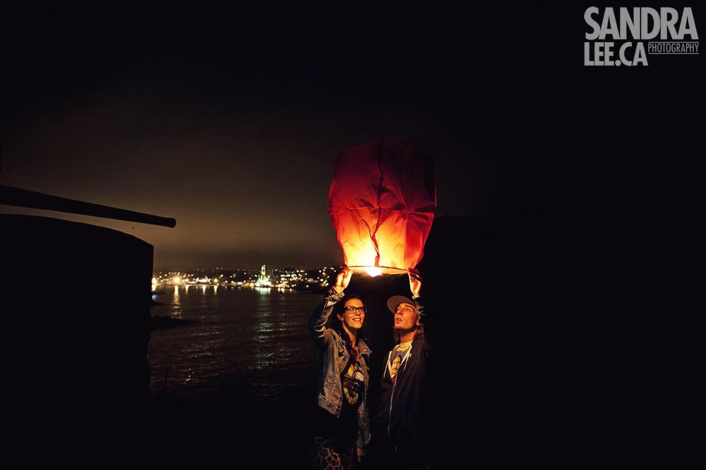 AJ + Deanne & The Chinese Lantern
