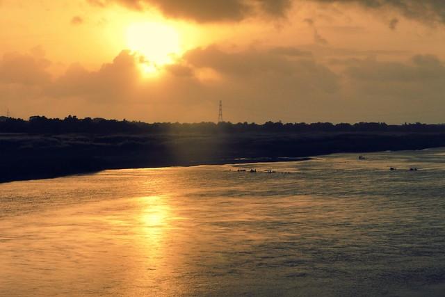 Laoag Sunset