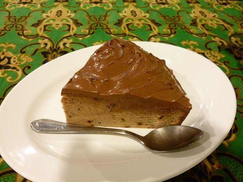 Not so good cake